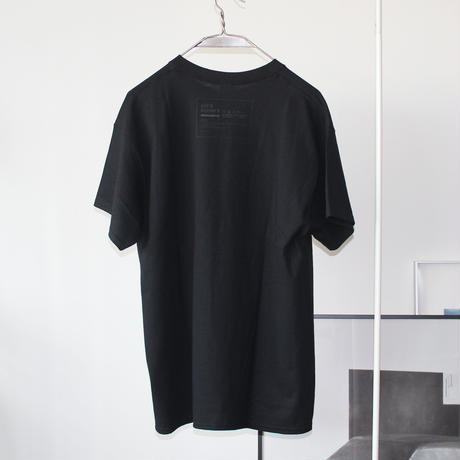 salt & peppers / JOHN DOE T-shirts Black