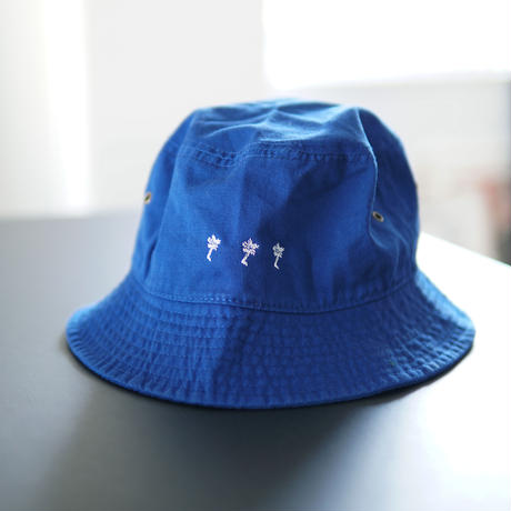PARADISE GARAGESALE / Bucket Hat Blue