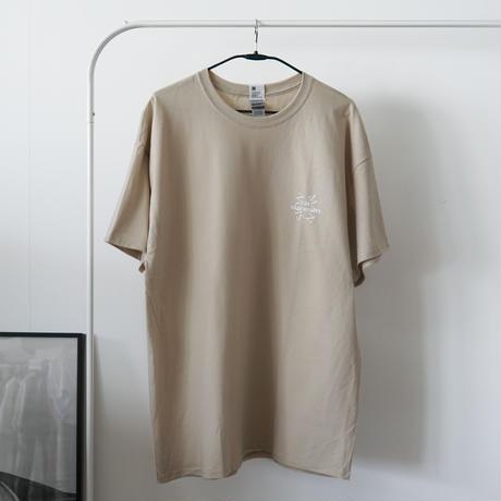 MAN-SION / Hand Worker Tshirts Beige