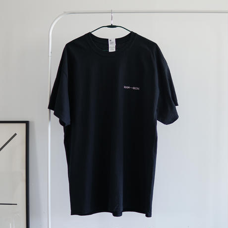 MAN-SION / M-S Tshirts Black