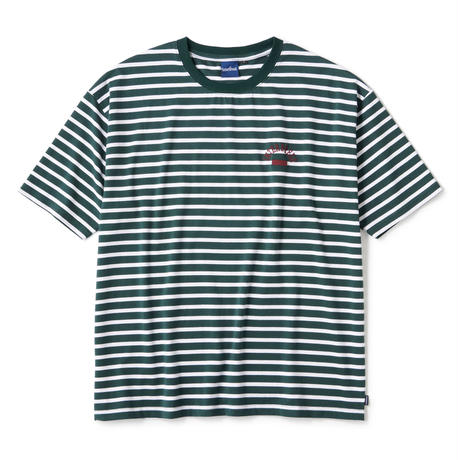 INTERBREED / Club House Border Tee (3colors)