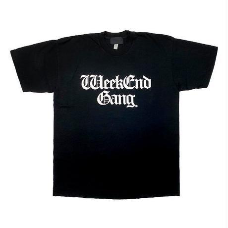 WEEKENDGANG / Logo Tee (2colors)