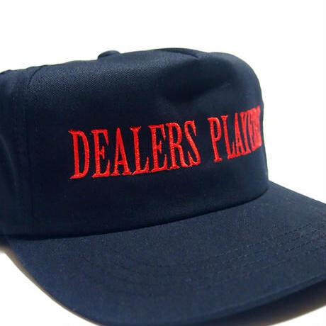 DEALERS PLAYERS / OG Snapback Cap (2colors)
