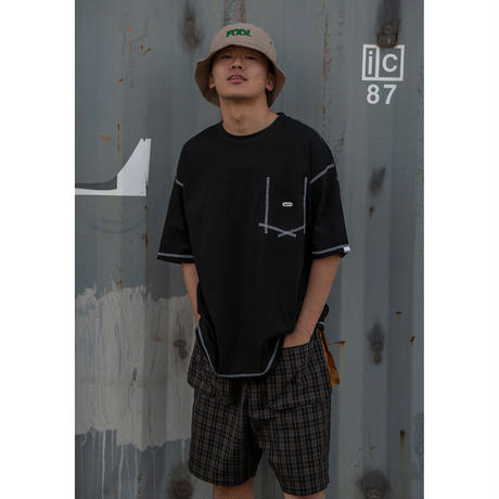 INTERBREED / Plaid Summer Shorts (2colors)