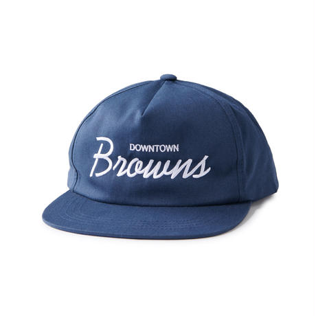 INTERBREED / BROWNS SNAPBACK (2colors)