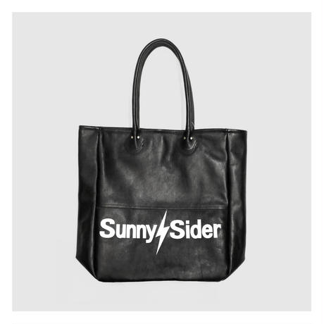 SUNNY C SIDER  × VANSON/ LEATHER TOTE BAG
