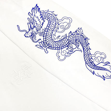 SUPRATE / Shuāng lóng Crew Long T-Shirts (2colors)