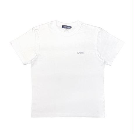 SUPRATE / Small Logo Tee (2colors)