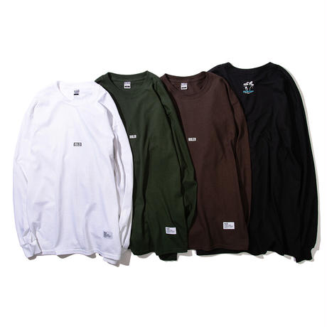 RULER / Icon/Cut The Strings Long Tee (4colors)