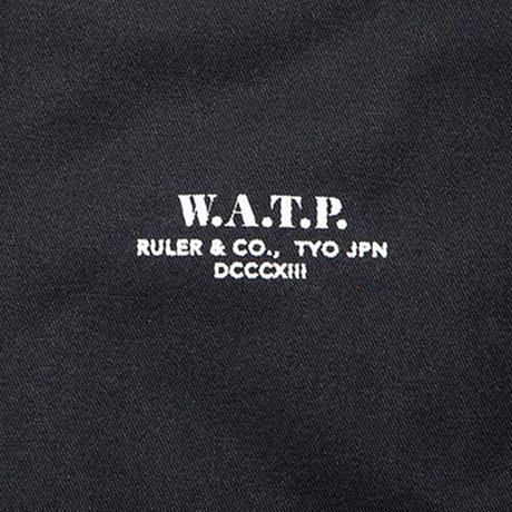 RULER / W.A.T.P. RK WORK JACKET (2colors)