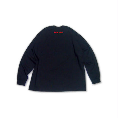 DEALERS PLAYERS/ Embroidered OG Long Sleeve T-shirt (2colors)