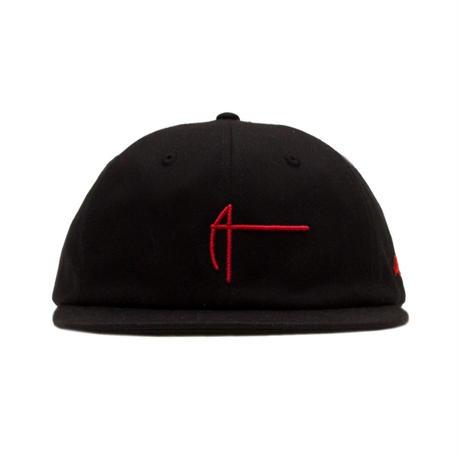 ALPHABET SOUP / 6 PANEL CAP Type A