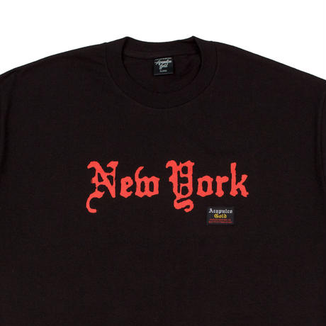 ACAPULCO GOLD / OLD NEW YORK TEE (2colors)