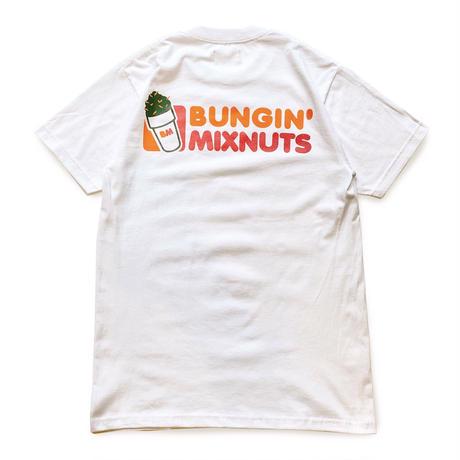 MIXNUTS / BUNGIN' MIXNUTS SS TEE (2colors)