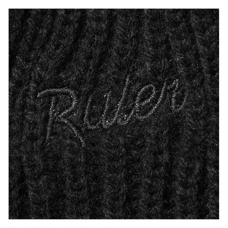 RULER/ RAIDER SHORT BEANIE (4.COLORS)
