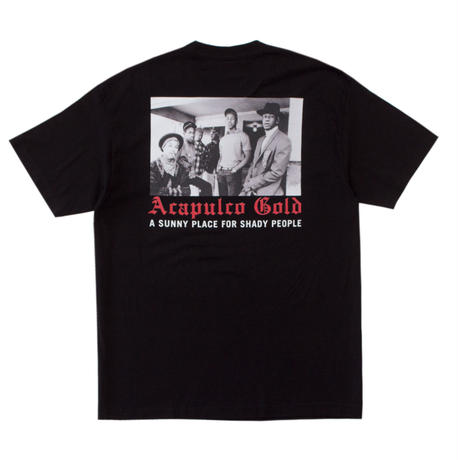 ACAPULCO GOLD / MADE IN USA (Pt.2) TEE (3colors)