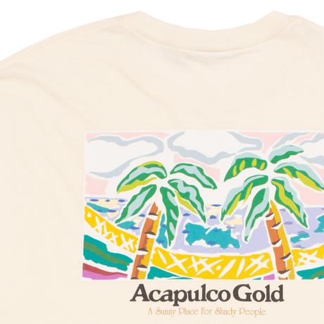 ACAPULCO GOLD / Unspoiled Tee (3colors)