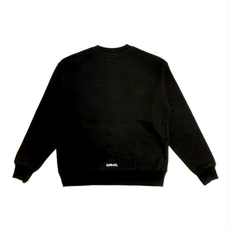 SUPRATE / Bring me Down Crew Neck Sweat