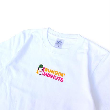 MIXNUTS / BUNGIN' MIXNUTS KIDS TEE (2colors)