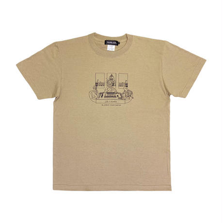 SUPRATE / LIFE IS GAMBLE TEE (5colors)
