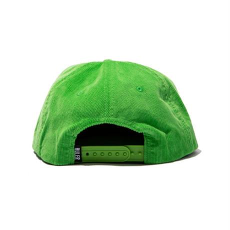 RULER / LOCO TOUCAN CORDUROY CAP (4colors)