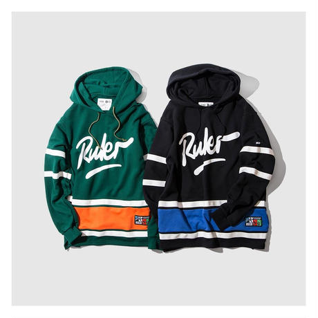 RULER/ HOCKEY SWEAT HOODIE