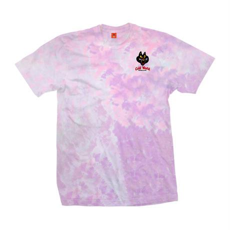 COLD WORLD FROZEN GOODS / Jazz cat T-Shirt (2colors)