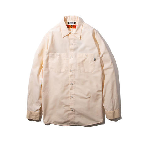 RULER / R.P.P. REDKAP WORK SHIRTS (3colors)