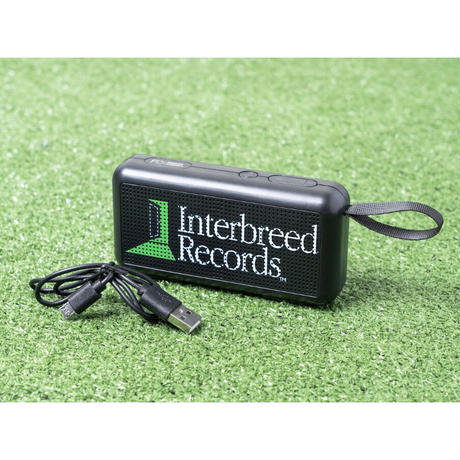 INTERBREED / Green Studio Bluetooth Speaker