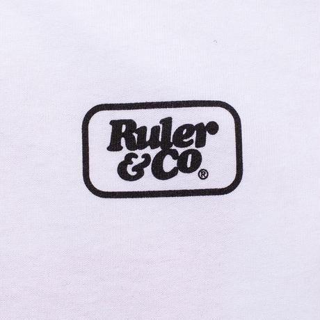 RULER / Happy Herbs Tee (4colors)