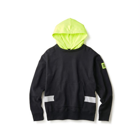 NIGHT WATCHMAN PULL OVER HOODIE