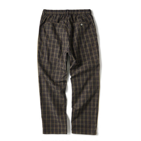 INTERBREED / Plaid Summer Pants (2colors)