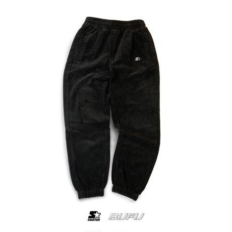 BUFU × STARTER / BUFU CORDUROY TRACK PANT