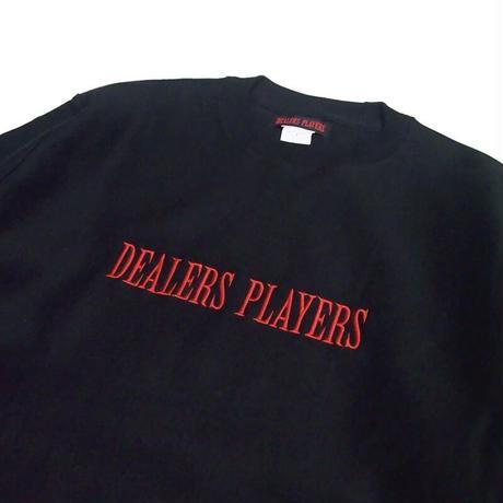 DEALERS PLAYERS / Embroidered OG 12oz Crewneck Sweat