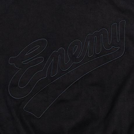 "PUBLIC ENEMY x INTERBREED ""Blackout PE Varsity JKT"""