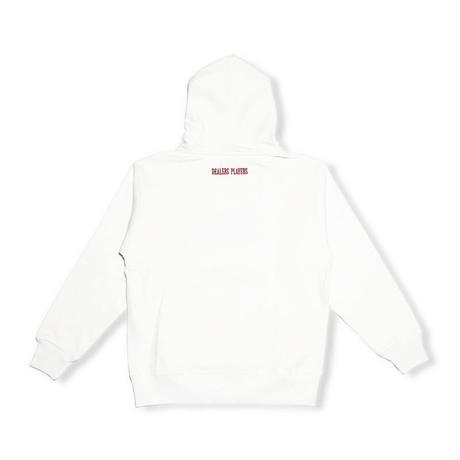 DEALERS PLAYERS / Embroidered PLAYERS Pullover Hoodie (2colors)