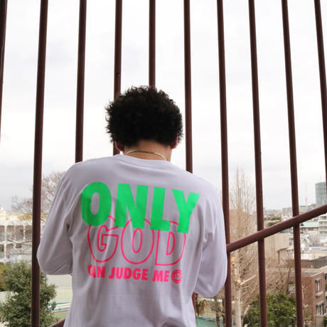 ONLY GOD TEE