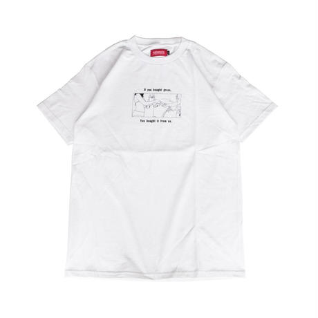 """MIXNUTS / """"GOOD GRASS"""" SS-TEE (2colors)"""