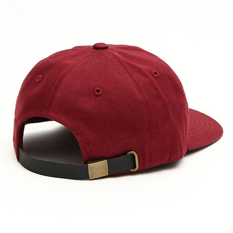 NEW WORLD FLAT BRIM CAP