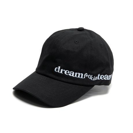 DREAM TEAM / Dream f Team 6panel Cap (2colors)