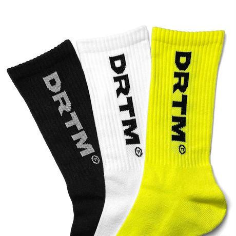 DREAM TEAM / DRTM Logo Middle Socks (3colors)
