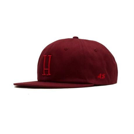 ALPHABET SOUP / 6 PANEL CAP Type H