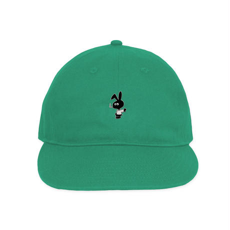 COLD WORLD FROZEN GOODS / Cold bunny 6panel (2colors)