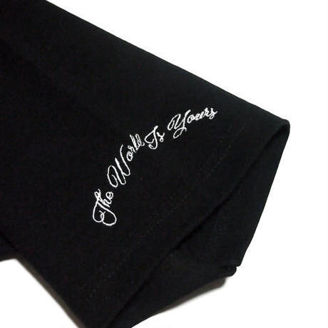 DEALERS PLAYERS/ Embroidered Royal OG T-shirt (2colors)