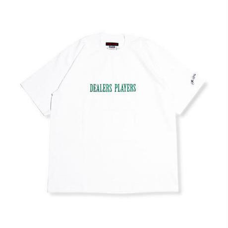 DEALERS PLAYERS/ Embroidered Dollar OG T-shirt (2colors)