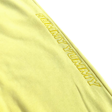 DUMMY YUMMY / Pigment Dyed Sweatpants (4colors)