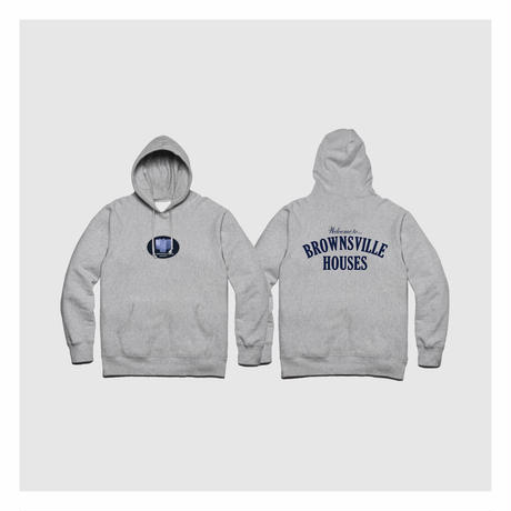 ACAPULCO GOLD/ HOUSING SEAL PULLOVER HOODIE