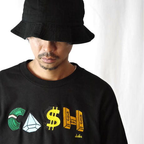 Cleofus × INTERBREED / PAYDAY LS TEE (2colors)