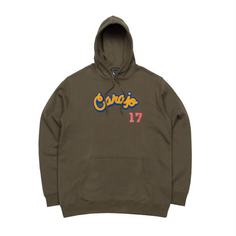 ACAPULCO GOLD / CORAJO PULLOVER HOODIE (3colors)