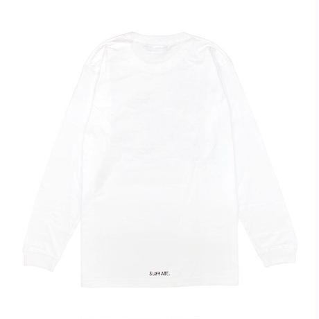SUPRATE / Intuition Long T-Shirts (3colors)